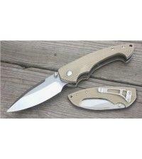 Нож Enlan EW020-2 лезвие 88мм