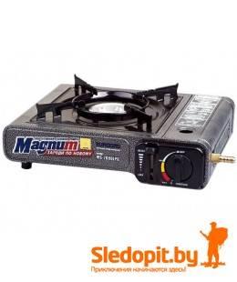 Прокат газовой настольной плиты MAGNUM BDZ-168C с переходником на бытовой газ
