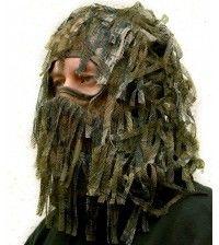 Маскировочная маска DUCK EXPERT ПРИЗРАК БОЛОТО