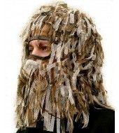 Маскировочная маска DUCK EXPERT ПРИЗРАК КАМЫШ