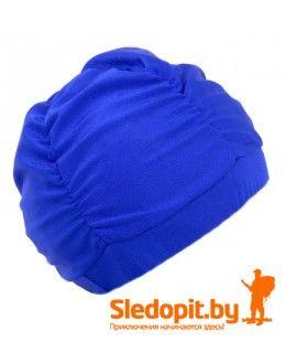 Шапочка для плавания Duck Expert Лотос женская синяя
