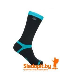 Водонепроницаемые носки DexShell Coolvent Agua Blue