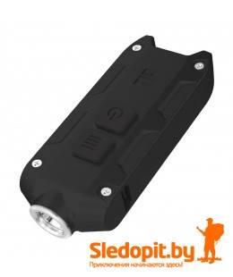 Фонарь NiteСore TIP Black CREE XP-G2 360 люмен зарядка USB