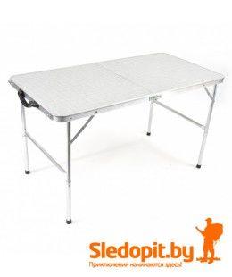 Стол кемпинговый AVI OUTDOOR TS 120х60см алюминиевый