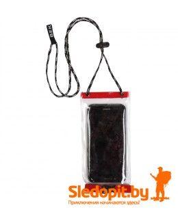 Водонепроницаемый чехол для телефона Век S SPLAV красный