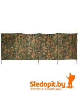 Скрадок-засидка переносной DUCK EXPERT Селезень листва + маска для лица