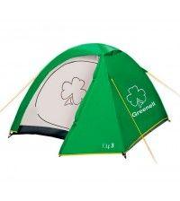 Прокат палатки трехместной GREENELL ЭЛЬФ 3 V3