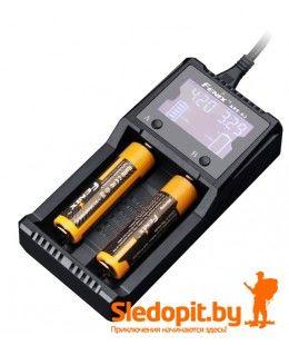 Автоматическое зарядное устройство Fenix ARE-A2