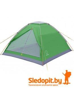 Прокат палатки трехместной GREENELL Моби 3 v2