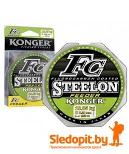 Леска Konger Steelon FC Feeder 150м 0.16мм-3.95кг