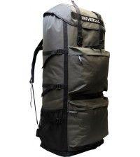 Прокат туристического рюкзака 110л хаки