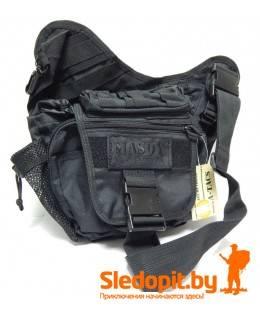 Сумка-рюкзак AVI-OUTDOOR Masoy Black 5л