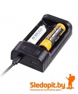 Автоматическое зарядное устройство Fenix ARE-X2 Li-ion/Ni-MH