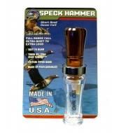 Манок на белолобого гуся Speck Hammer от Buck Gardner