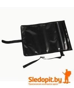 Планшетка для карты влагозащитная SPLAV черная