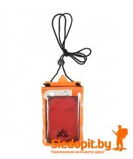 Гермокошелек влагозащитный нагрудный M SPLAV оранж