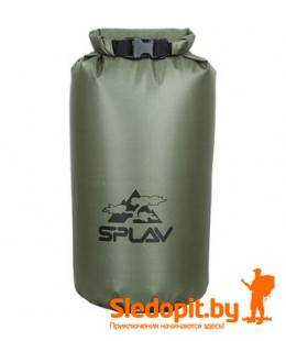 Гермомешок походный с клапаном 20л SPLAV олива