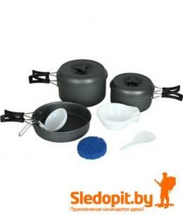 Набор кемпинговой посуды TRIO SPLAV