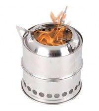 Печка-щепочница GLOW TRACK