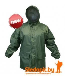 Куртка водонепроницаемая из нейлона с капюшоном