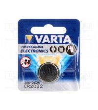 Батарейка алкалиновая VARTA LITHIUM CR2032 3V 1шт