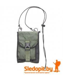 Кошелек туристический шейный CASHKEEPER SPLAV олива