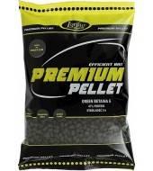 Пеллеты Lorpio протеиновые GREEN BETAINA 6мм темные упаковка 700г