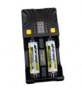 Автоматическое зарядное Armytek UNI C2 с автомобильной зарядкой