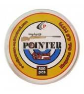 Пульки пневматические Pointer 4.5мм 500шт
