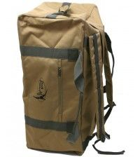 Сумка-рюкзак для снаряжения 75л DUCK EXPERT 2 в 1