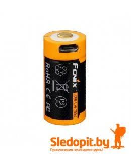 Аккумулятор Fenix ARB-L16-700U 16340 Li-ion 700 mAh защищенный