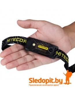 Налобный фонарь NiteCore T360 Nichia 45 люмен аккумулятор и зарядное микро-USB