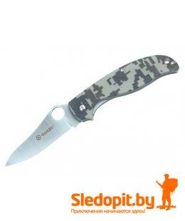 Нож Ganzo G734 Camo лезвие 89мм