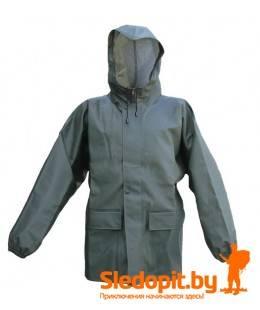 Куртка водонепроницаемая из ПВХ с капюшоном