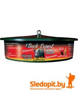 Приманка-лединец Buck Expert для кабана кленовый сироп 750г