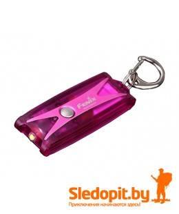Фонарь Fenix UC1 Nichia Li-Po 45 люмен пурпурный