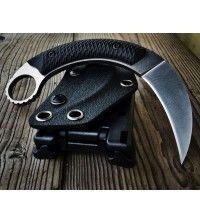 Нож-керамбит Steelclaw CLW07-1 СЕРП лезвие 63мм