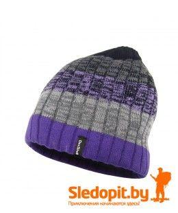 Водонепроницаемая шапка DexShell фиолетовый градиент