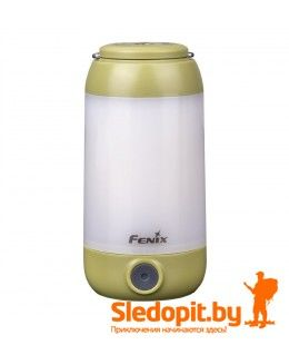 Кемпинговый фонарь Fenix CL26R 400 люмен зеленый