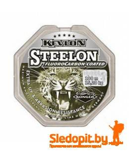 Леска Konger Steelon Fluocarbon Coated 100м 0.28мм-10.20кг