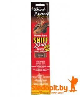 Дымящиеся палочки Buck Expert SNIFF запах доминантного самца лося