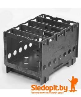Печка-щепочница в чехле DUCK EXPERT Лесник