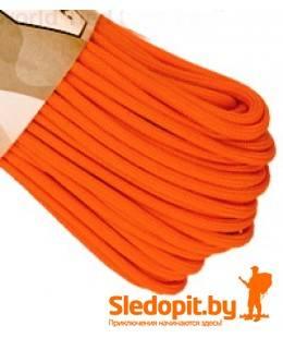 Паракорд 550 оранжевый