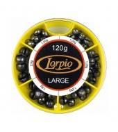 Набор грузил Lorpio 120г большие веса