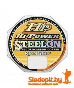 Леска Konger Steelon HI-Power Fluocarbon Coated 30м 0.18мм-5.15кг