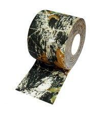 Камуфляжная лента на липкой основе DUCK EXPERT цвет осенний лес камо 5см*10м