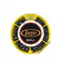 Набор грузил Lorpio 70г малые веса