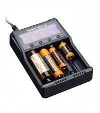 Автоматическое 4-канальное зарядное устройство Fenix ARE-A4