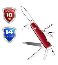 Нож Ego A01.11.2 красный
