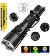 Тактический фонарь MH27 CREE XP-L HI V3 LED 1000 люмен
